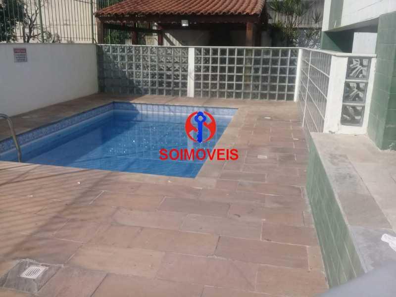 5-PISC - Apartamento 2 quartos à venda Todos os Santos, Rio de Janeiro - R$ 275.000 - TJAP20676 - 17