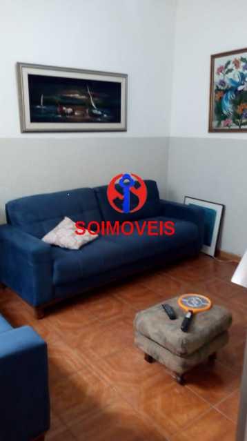 1-1SL - Casa de Vila 7 quartos à venda Tijuca, Rio de Janeiro - R$ 1.200.000 - TJCV70002 - 1