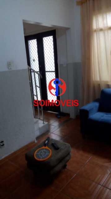 1-1SL2 - Casa de Vila 7 quartos à venda Tijuca, Rio de Janeiro - R$ 1.200.000 - TJCV70002 - 3