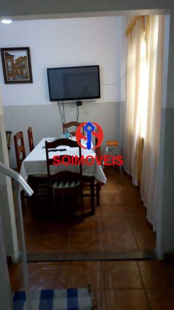 1-2SL2 - Casa de Vila 7 quartos à venda Tijuca, Rio de Janeiro - R$ 1.200.000 - TJCV70002 - 5