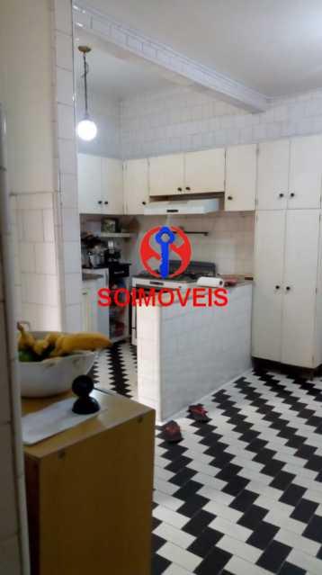 4-COPCOZ - Casa de Vila 7 quartos à venda Tijuca, Rio de Janeiro - R$ 1.200.000 - TJCV70002 - 21