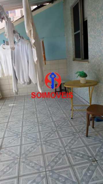 6-TERR - Casa de Vila 7 quartos à venda Tijuca, Rio de Janeiro - R$ 1.200.000 - TJCV70002 - 24