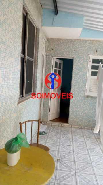 6-TERR2 - Casa de Vila 7 quartos à venda Tijuca, Rio de Janeiro - R$ 1.200.000 - TJCV70002 - 25