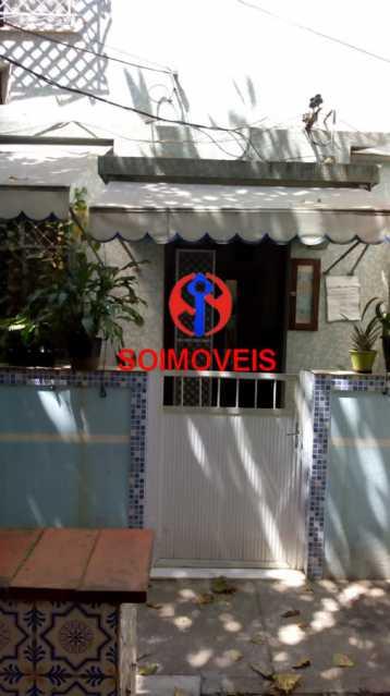 7-FAC - Casa de Vila 7 quartos à venda Tijuca, Rio de Janeiro - R$ 1.200.000 - TJCV70002 - 28