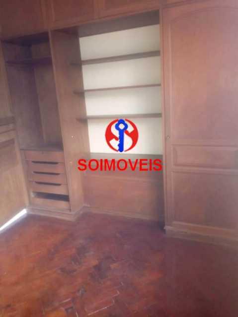 qt - Apartamento 2 quartos à venda Rio Comprido, Rio de Janeiro - R$ 310.000 - TJAP20696 - 9