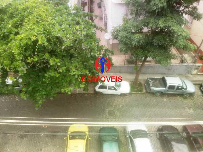 vis - Apartamento 2 quartos à venda Rio Comprido, Rio de Janeiro - R$ 310.000 - TJAP20696 - 26