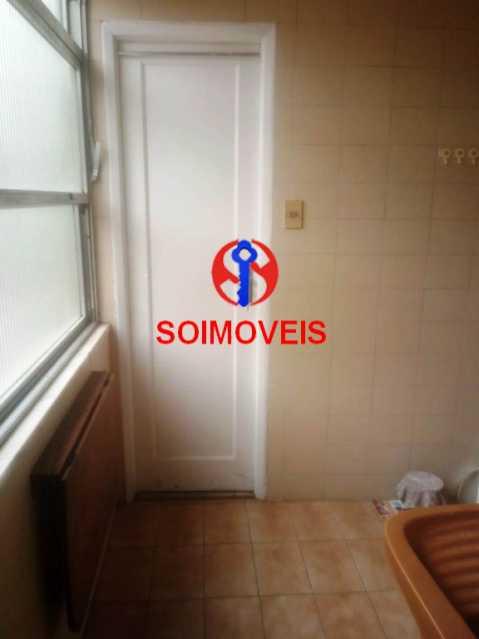 ar - Apartamento 2 quartos à venda Rio Comprido, Rio de Janeiro - R$ 310.000 - TJAP20696 - 19