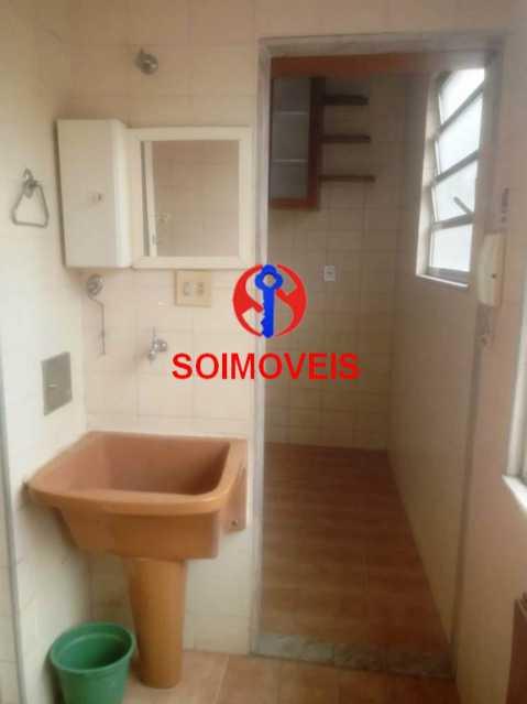 ar - Apartamento 2 quartos à venda Rio Comprido, Rio de Janeiro - R$ 310.000 - TJAP20696 - 20