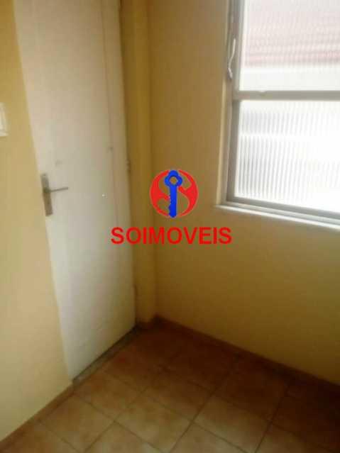 dep - Apartamento 2 quartos à venda Rio Comprido, Rio de Janeiro - R$ 310.000 - TJAP20696 - 22