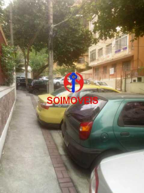 vis - Apartamento 2 quartos à venda Rio Comprido, Rio de Janeiro - R$ 310.000 - TJAP20696 - 27