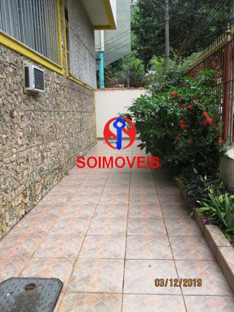 ent - Apartamento 2 quartos à venda Rio Comprido, Rio de Janeiro - R$ 310.000 - TJAP20696 - 1