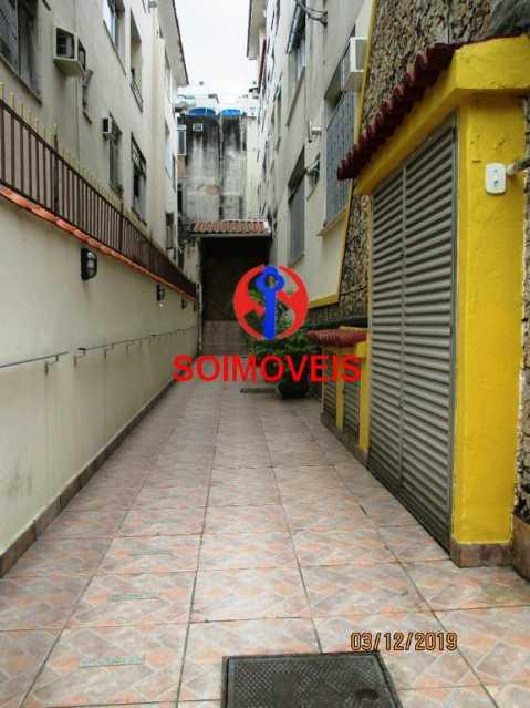ent - Apartamento 2 quartos à venda Rio Comprido, Rio de Janeiro - R$ 310.000 - TJAP20696 - 3
