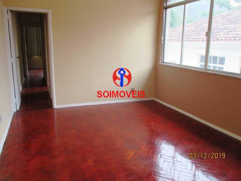 sl - Apartamento 2 quartos à venda Rio Comprido, Rio de Janeiro - R$ 310.000 - TJAP20696 - 5