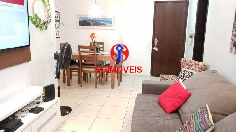 SL - Apartamento 2 quartos à venda Cachambi, Rio de Janeiro - R$ 460.000 - TJAP20697 - 4