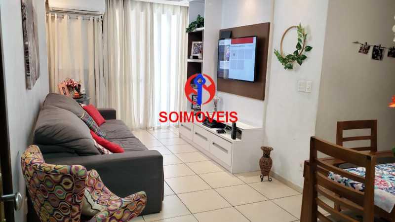SL - Apartamento 2 quartos à venda Cachambi, Rio de Janeiro - R$ 460.000 - TJAP20697 - 1