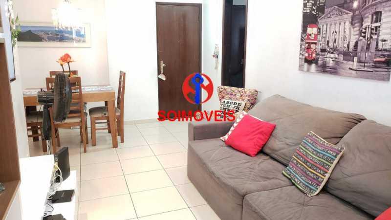SL - Apartamento 2 quartos à venda Cachambi, Rio de Janeiro - R$ 460.000 - TJAP20697 - 5