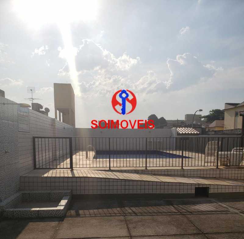 PISC - Apartamento 2 quartos à venda Cachambi, Rio de Janeiro - R$ 460.000 - TJAP20697 - 26