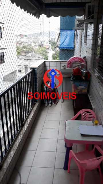 VAR - Apartamento 2 quartos à venda Cachambi, Rio de Janeiro - R$ 460.000 - TJAP20697 - 7
