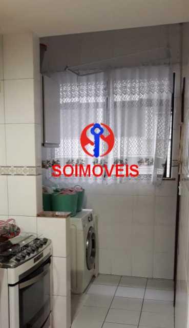 CZ - Apartamento 2 quartos à venda Cachambi, Rio de Janeiro - R$ 460.000 - TJAP20697 - 20
