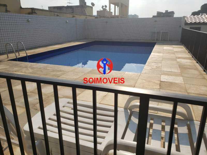 PISC - Apartamento 2 quartos à venda Cachambi, Rio de Janeiro - R$ 460.000 - TJAP20697 - 27