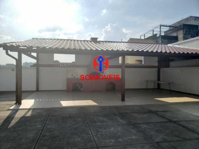 CHUR - Apartamento 2 quartos à venda Cachambi, Rio de Janeiro - R$ 460.000 - TJAP20697 - 29
