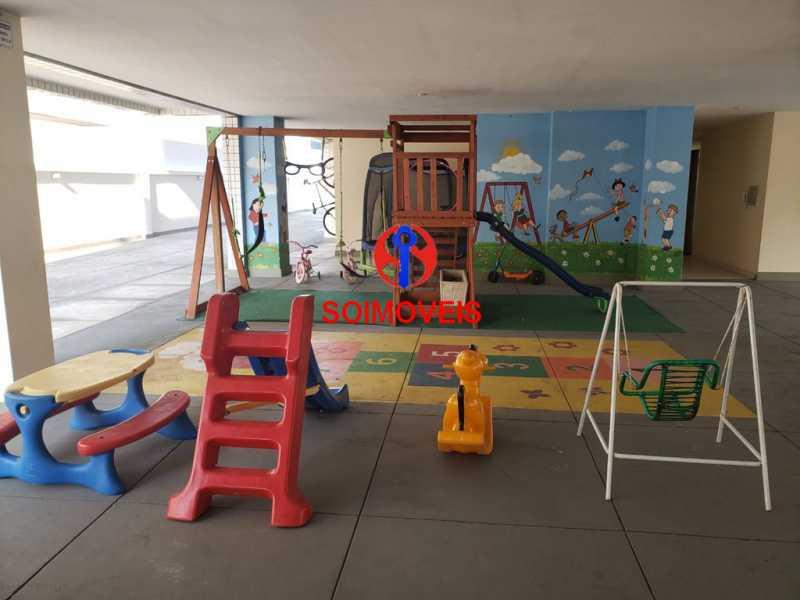 PARQ - Apartamento 2 quartos à venda Cachambi, Rio de Janeiro - R$ 460.000 - TJAP20697 - 24