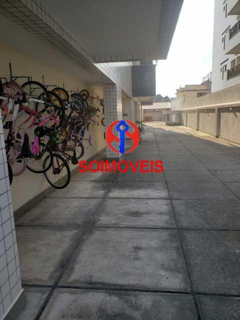 BICICLET. - Apartamento 2 quartos à venda Cachambi, Rio de Janeiro - R$ 460.000 - TJAP20697 - 25