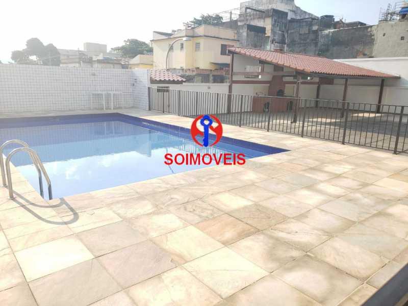PISC - Apartamento 2 quartos à venda Cachambi, Rio de Janeiro - R$ 460.000 - TJAP20697 - 28