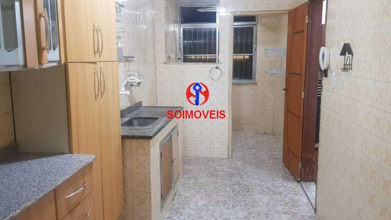 CZ - Apartamento 2 quartos à venda Cachambi, Rio de Janeiro - R$ 265.000 - TJAP20698 - 17