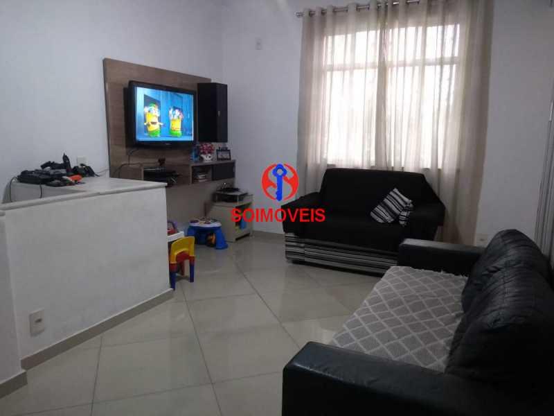 1-SL - Apartamento 3 quartos à venda Todos os Santos, Rio de Janeiro - R$ 380.000 - TJAP30307 - 3