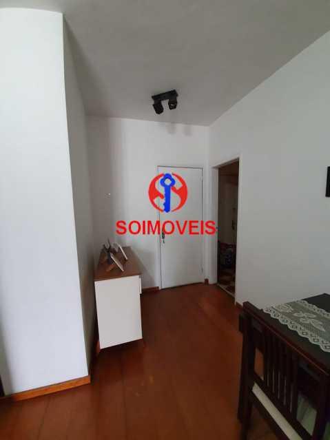 1-sl - Apartamento 2 quartos à venda Rio Comprido, Rio de Janeiro - R$ 320.000 - TJAP20707 - 1
