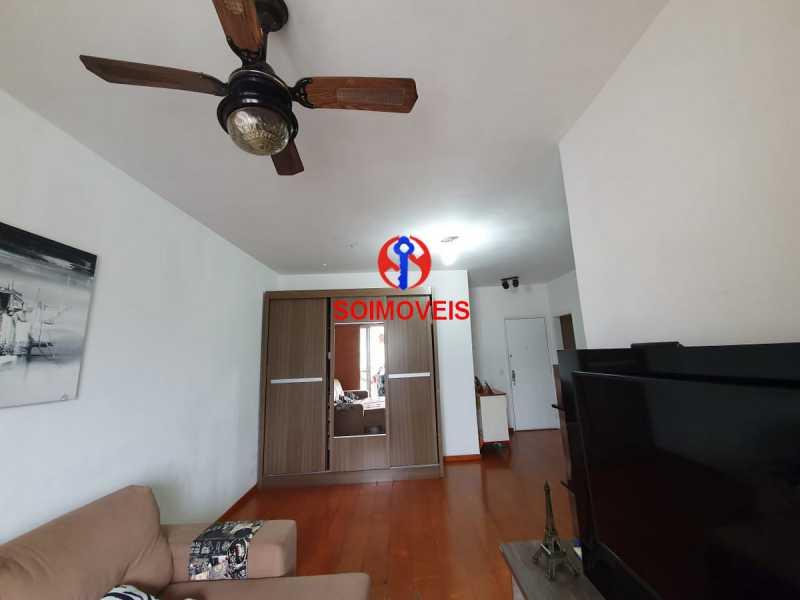 1-sl3 - Apartamento 2 quartos à venda Rio Comprido, Rio de Janeiro - R$ 320.000 - TJAP20707 - 4