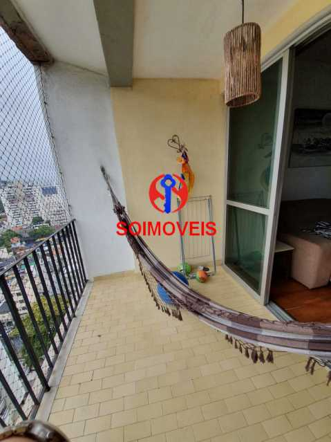 1-var - Apartamento 2 quartos à venda Rio Comprido, Rio de Janeiro - R$ 320.000 - TJAP20707 - 5