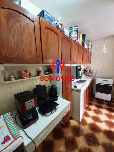 4-coz - Apartamento 2 quartos à venda Rio Comprido, Rio de Janeiro - R$ 320.000 - TJAP20707 - 11