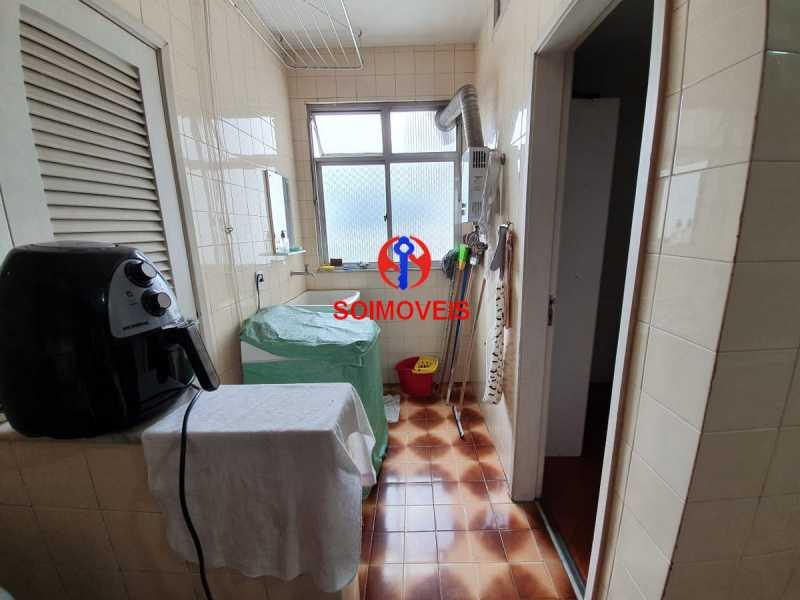 5-ar - Apartamento 2 quartos à venda Rio Comprido, Rio de Janeiro - R$ 320.000 - TJAP20707 - 14