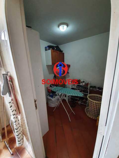 5-dep - Apartamento 2 quartos à venda Rio Comprido, Rio de Janeiro - R$ 320.000 - TJAP20707 - 16