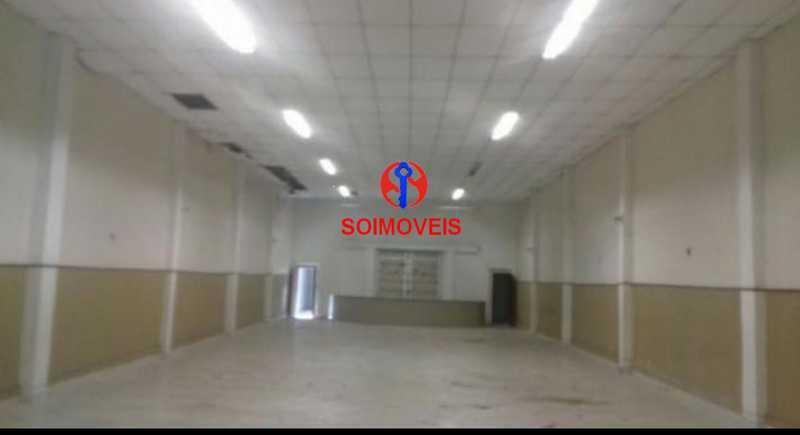 galpao - Galpão 500m² à venda Vigário Geral, Rio de Janeiro - R$ 500.000 - TJGA00003 - 5