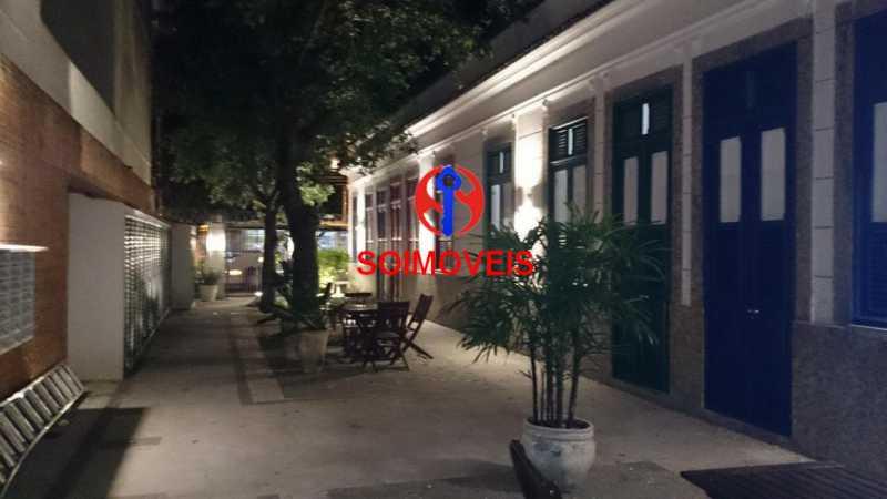 0-vl - Casa de Vila 3 quartos à venda Tijuca, Rio de Janeiro - R$ 850.000 - TJCV30035 - 1