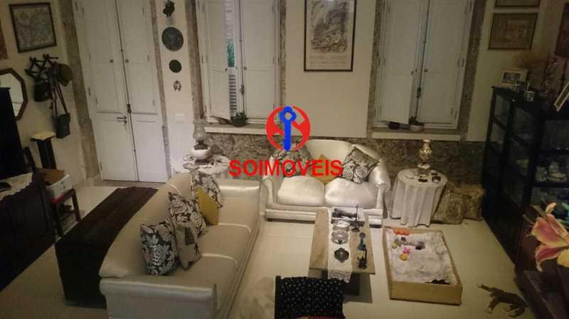 1-sl - Casa de Vila 3 quartos à venda Tijuca, Rio de Janeiro - R$ 850.000 - TJCV30035 - 3