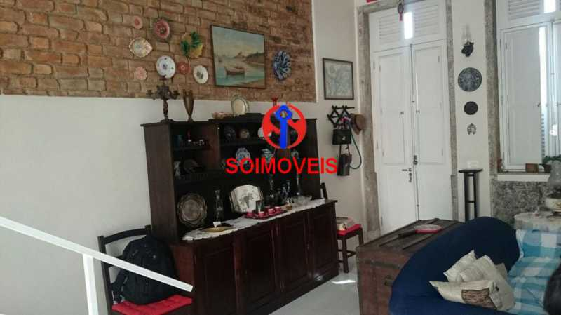 1-sl4 - Casa de Vila 3 quartos à venda Tijuca, Rio de Janeiro - R$ 850.000 - TJCV30035 - 6