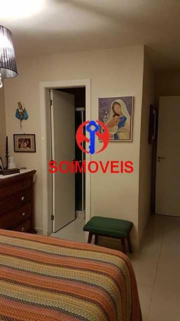 2-1qto - Casa de Vila 3 quartos à venda Tijuca, Rio de Janeiro - R$ 850.000 - TJCV30035 - 7