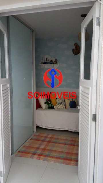 2-2qto - Casa de Vila 3 quartos à venda Tijuca, Rio de Janeiro - R$ 850.000 - TJCV30035 - 15