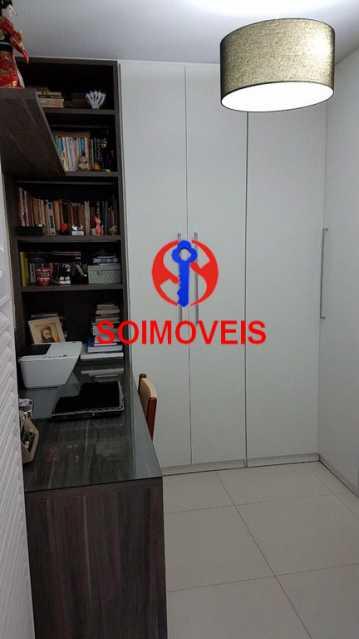 2-3qto - Casa de Vila 3 quartos à venda Tijuca, Rio de Janeiro - R$ 850.000 - TJCV30035 - 16
