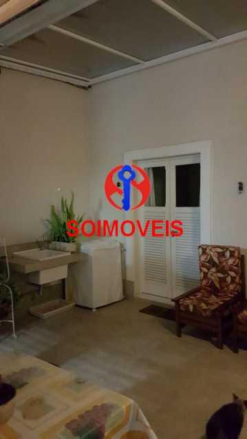 2-hall2 - Casa de Vila 3 quartos à venda Tijuca, Rio de Janeiro - R$ 850.000 - TJCV30035 - 9