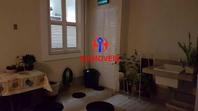 2-hall4 - Casa de Vila 3 quartos à venda Tijuca, Rio de Janeiro - R$ 850.000 - TJCV30035 - 11