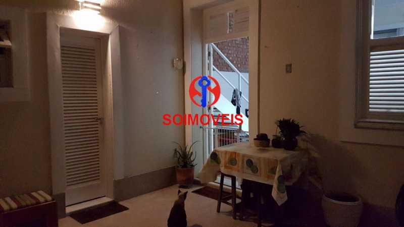 2-hall5 - Casa de Vila 3 quartos à venda Tijuca, Rio de Janeiro - R$ 850.000 - TJCV30035 - 12