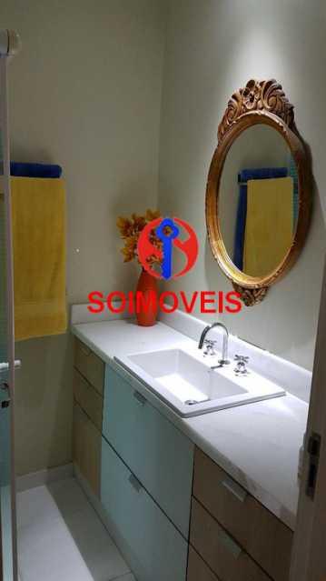 3-bhsu - Casa de Vila 3 quartos à venda Tijuca, Rio de Janeiro - R$ 850.000 - TJCV30035 - 17