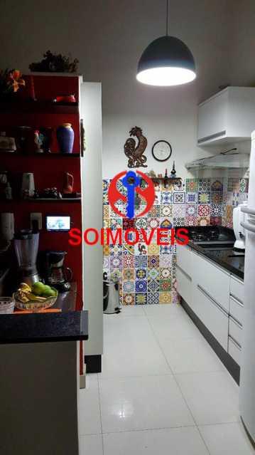 4-coz - Casa de Vila 3 quartos à venda Tijuca, Rio de Janeiro - R$ 850.000 - TJCV30035 - 20