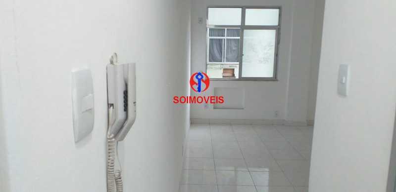 1-sl3 - Kitnet/Conjugado 22m² à venda Centro, Rio de Janeiro - R$ 190.000 - TJKI00040 - 4