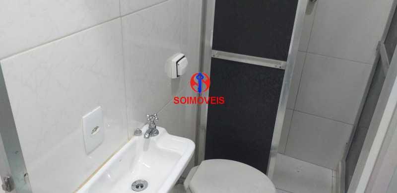 2-bhs2 - Kitnet/Conjugado 22m² à venda Centro, Rio de Janeiro - R$ 190.000 - TJKI00040 - 6